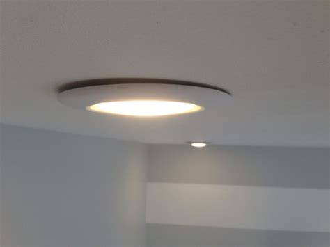 which recessed lights are best installing recessed light fixtures in roof home ideas