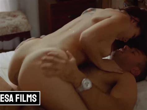Bellesa Films Perky Bubble Butt Babe Aidra Fox Rides Cock Till She Cums Free Porn Videos