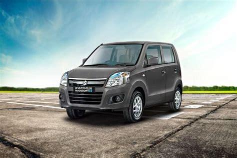 Review Suzuki Karimun Wagon R by Suzuki Karimun Wagon R 2019 Harga Konfigurasi Review