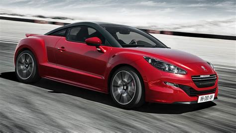peugeot rcz usa 2015 peugeot rcz r new car sales price car news