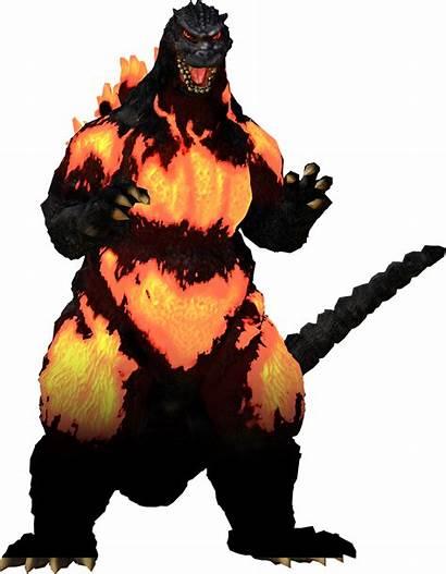 Godzilla Burning Ps3 Sonichedgehog2 Monsters Monster Wikia