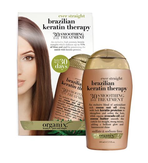review organix  day smoothing treatment