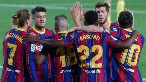 Programación TV en vivo: Barcelona vs. Getafe y otros ...