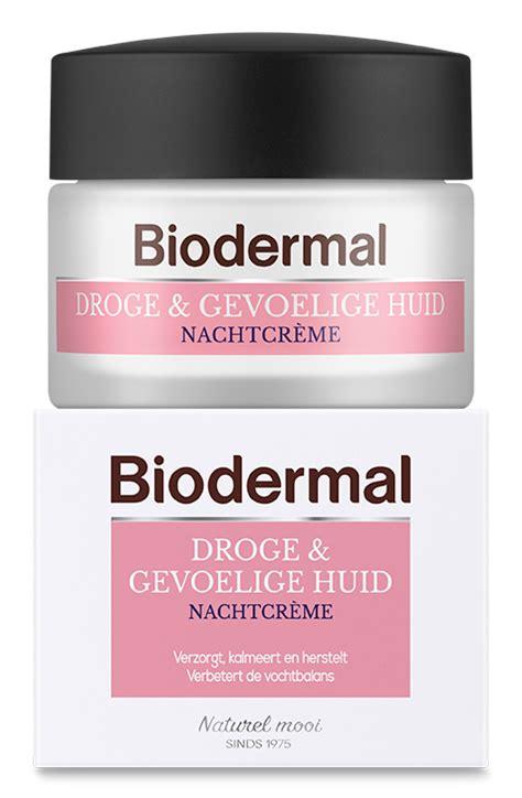 Ingredienten biodermal zonnebrand creme