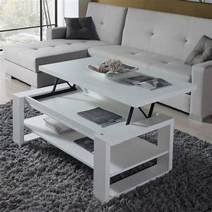 La Table Basse Relevable Rvolutionne Le Salon Dco Et