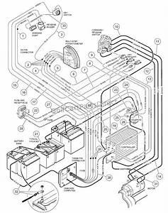 Ge 9864  Yamaha Golf Cart Wiring Diagram 2gf Wiring Diagram