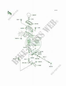 Kawasaki Prairie 650 Parts Diagram
