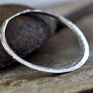 2 inch Large sterling silver hoops, raw silk or your ...