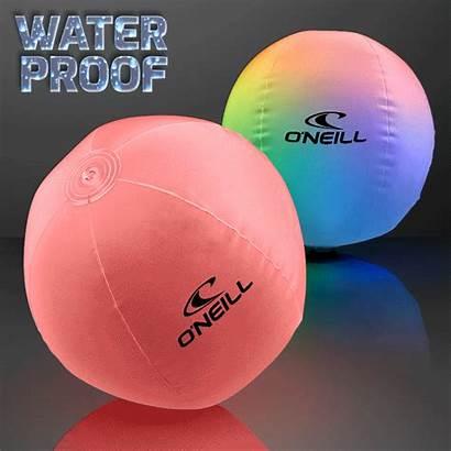Flashing Waterproof Ball Changing Colour Led Balls