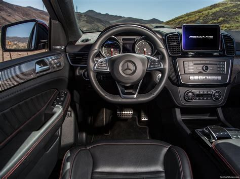 Gle 450 Amg Interior by Mercedes Gle450 Amg Coupe 2016 Picture 84 Of 112