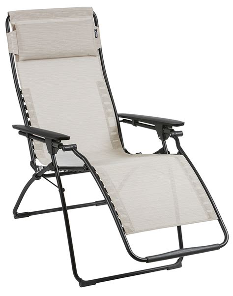 lafuma zero gravity sun loungers back in action