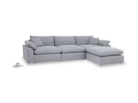 Chaise Lounge Loveseat by Cuddlemuffin Chaise Sofa Chaise Sofa Loaf