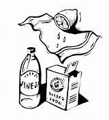 Soda Baking Vinegar Clipart Clip Cartoon Coloring Powder Cliparts Arm Sheet Hammer Library Waste Clipground sketch template