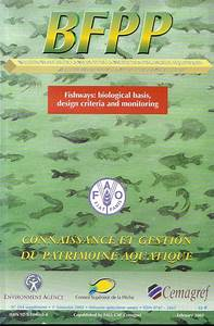 Fishways  Biological Basis  Design Criteria And Monitoring