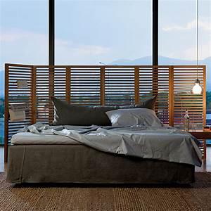 Paravent Tete De Lit : des t tes de lit toujours plus inventives tendances d co d co ~ Preciouscoupons.com Idées de Décoration