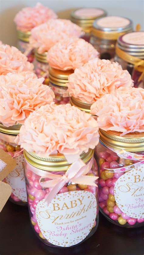 Giveaways For Baby Shower - diy baby shower favor gifts all you need is jars