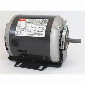 Motor 1  4 Hp Split Ph 1725 Rpm 115 V Dayton 3k771