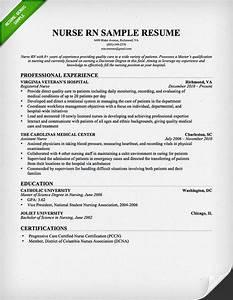 nurse rn resume sample download this resume sample to With nurses resume format download