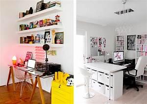 Ideias para escrivaninha no quarto - Danielle Noce
