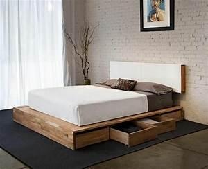 Betten Aus Paletten : bett aus europaletten selbst bauen coole m bel zeigen ~ Michelbontemps.com Haus und Dekorationen