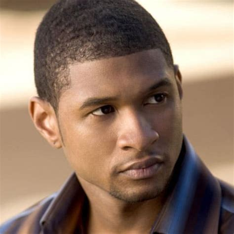 usher hairstyles mens hairstyles haircuts