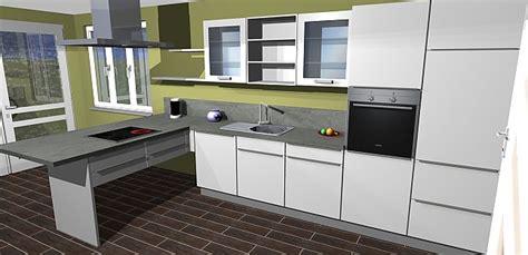 L Küche Mit Kochinsel by Nobilia Musterk 252 Che Design Und Qualit 228 T Vereint L