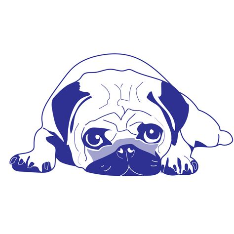 Pug Clip Pug Clipart Animated Free Clipart On Dumielauxepices Net