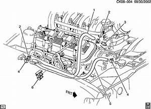 Gmc Yukon Fuel Injection  Clip  Heater  Retainer  Retainer