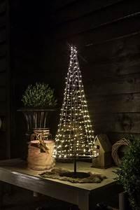 Weihnachtsbaum Led Außen : christmas united led weihnachtsbaum 250 led 100cm metall kupfer innen au en kaufen ~ Markanthonyermac.com Haus und Dekorationen