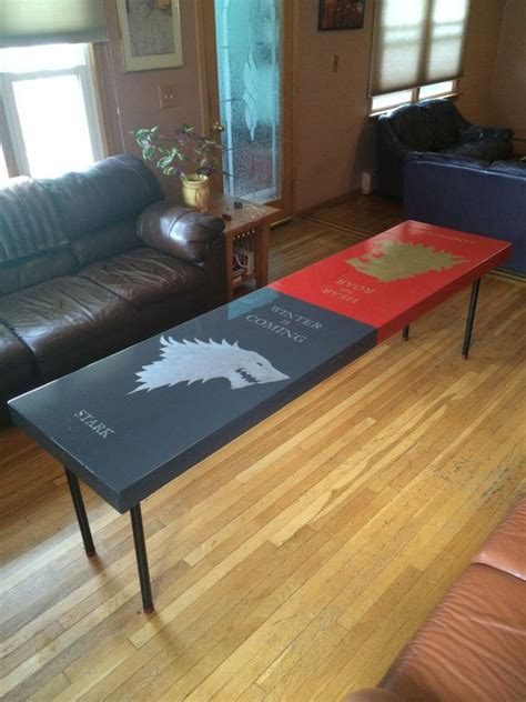 homemade beer pong table homemade 39 game of thrones 39 beer pong table by