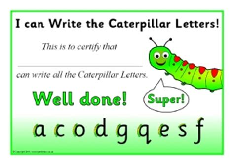 letter formation printable visual aids  early years