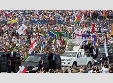 El Papa anuncia que Panamá acogerá la JMJ en 2019