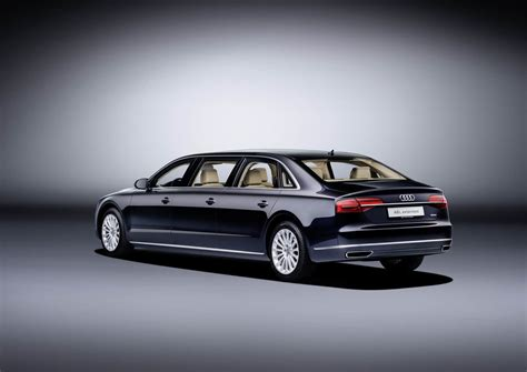 This Unique Audi A8 L Extended Is The New Master Limo