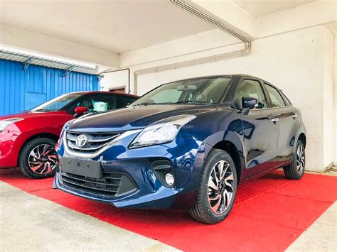 Toyota Glanza celebrates 1st anniversary - Achieves new ...