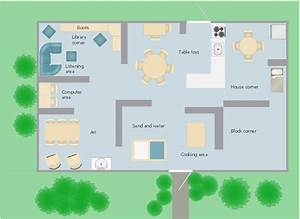 Creative Classroom Floor Plan