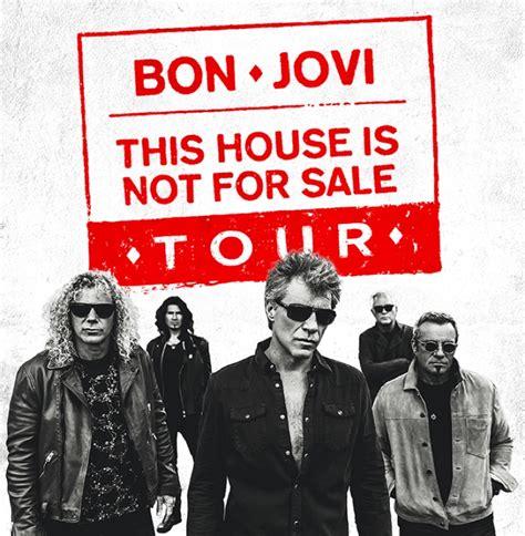 Bon Jovi Might Want To Change Their Tour Poster