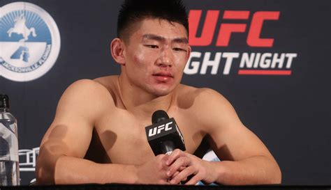 ufc  espn  song yadong admits visa issues affected