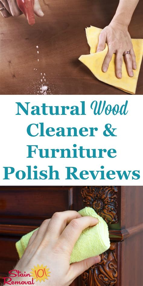 natural wood cleaner furniture polish reviews