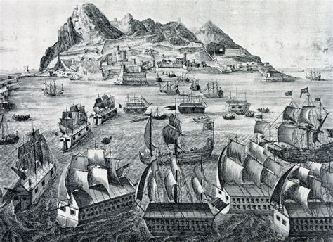 position siege siege of gibraltar