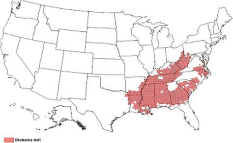 diabetes    southern  states   bulk