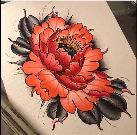 Tatouage Fleur Japonaise