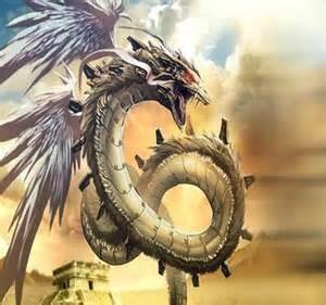 Mythical Creatures Aztec Gods