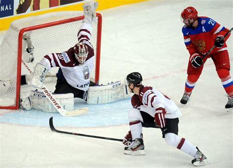 B grupas līderu cīņā Latvija kapitulē Krievijai | Hokeja Blogs