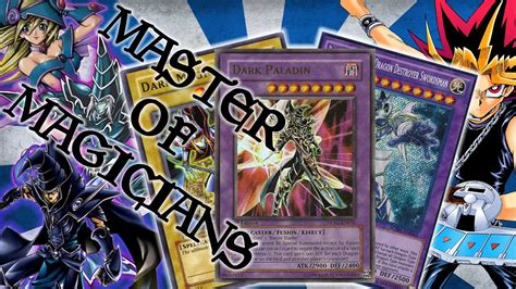 Yugioh Buster Blader Magician Deck by Yu Gi Oh Master Of Magicians 03 Paladin Buster
