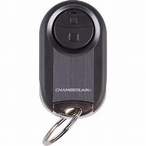Chamberlain Garage Door Control Panel Instructions