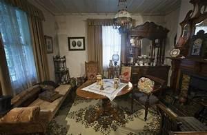 Autentico Salotto Decorativo Vittoriano