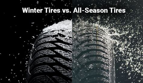 winter   season tires  difference  real driver