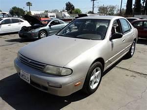 Find Used 1995 Nissan Altima  No Reserve In Orange