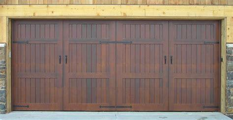 diy wood garage door garage wood garage doors design wood