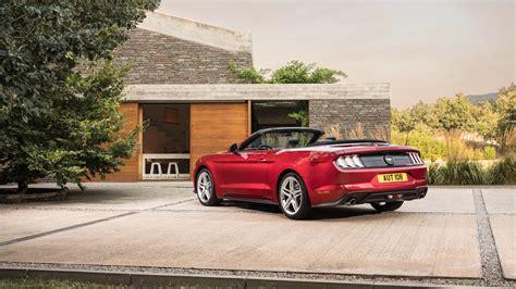 2018 Ford Mustang Convertible 4k 2 Wallpaper Hd Car